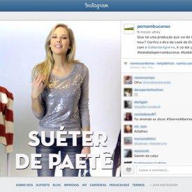 Instagram – @pernambucanas