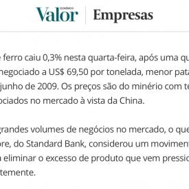 Standard Bank – Valor Econômico